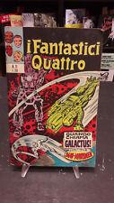 Fantastici Quattro #71 Editoriale Corno 1973 discreto no resa