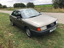 Audi 80 S 1991 B3 1.8 Petrol 44k miles Auto *GREAT CONDITION* Classic