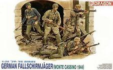 "Dragon 1/35 #6005 German Fallschirmjager ""Monte Cassino 1944"""