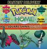 Pokemon Sword & Shield | GALAR + CROWN TUNDRA + ISLE of ARMOR | Square Shiny