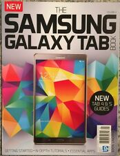 The Samsung Galaxy Tab Book Getting Started And Guides Vol 2 2015 FREE SHIPPING