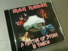 Iron Maiden Double CD Venice Italy Matter Of The Beast Tour 2007