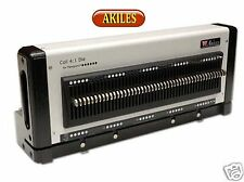 Akiles Flexipunch 41 Pitch Die For Coil Binding New Die Only