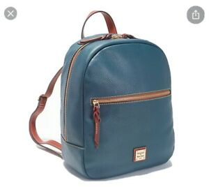 Dooney and Bourke  backpack Teal. Large Ronnie; Straps Are Factory Sealed