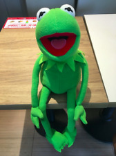 Eden Full Body Kermit the Frog Hand Puppet Memes Plush Toy Jim Henson soft New