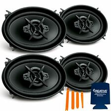 New listing Sony Two pairs Xs-R4646 4-way 4x6 Coaxial Speakers