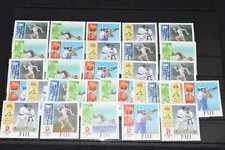 Fiji Beijing 2008 Olympics MNH Sets on Stockcard, 99p Start
