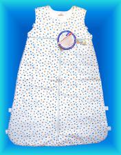 ARO Artländer Climarelle-Schlafsack mit Sternen, 70-80 cm, längenverstellbar
