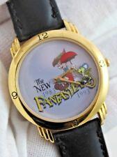 VERY RARE Disney Disneyland New Fantasyland Pinocchio Jiminy Cricket LE300 Watch