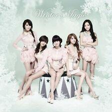 KARA - Winter Magic (Single) (CD+Photobook 1st Press Limited Edition) [JapanVer]