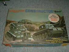 AC Gilbert ERECTOR costruttore 5 in1 veicoli militari