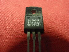TRANSISTOR BU506DF TV-HA DIODE SMPS 1500V 5A 20W isoliert TO-220       24900-160