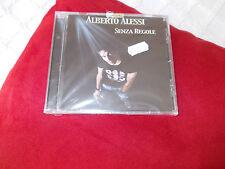 ALBERTO ALESSI SENZA REGOLE   CD  NUOVO