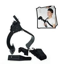 Hands Free Shoulder Mount Stabilizer Support Pad for Camera DV Camcorder HD DSLR