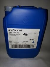20 Liter ARAL Turboral 15W-40 Motoröl