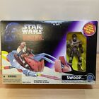 Kenner Star Wars Shadows Of The Empire Swoop Vehicle With Swoop Trooper 1996