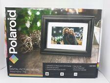 Polaroid 7 Digital Picture Frame PDF-750W