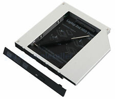 2nd HDD SSD HD Marco Caddy Adaptador para Acer Travelmate 6292 5720 AD-7560A DVD
