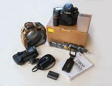 Nikon D800 Body + extras