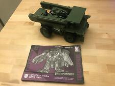 Hasbro Transformers Studio Series 42 Voyager Class Long Haul