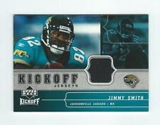 2005 Upper Deck Kickoff  Jimmy Smith JERSEY Jaguars