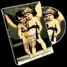 WINGS DVD & BICYCLE GIMMICK BY PAUL HARRIS & MATT MELLO MAGIC CARD TRICKS GAFF