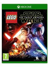 LEGO Star Wars The Force Awakens XBOX ONE NEW DISPATCHING TODAY ORDERS BY 2 PM