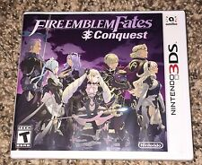 FIRE EMBLEM FATES: CONQUEST Nintendo 3ds *BRAND NEW/FACTORY SEALED*