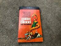 1964 GOLDEN BLOOD paperback book by JACK WILLIAMSON