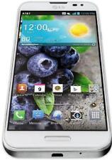 "LG Optimus G Pro E980-White (AT&T) ""Unlocked"" Android 4.1 LTE 32GB 13MP *8/10"