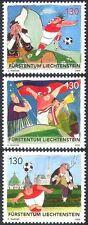 """Liechtenstein 2008 """"Euro 2008""""/Football/Games/Sports/Soccer/Music 3v set n42339"""