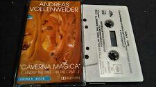 ANDREAS VOLLENWEIDER Caverna Magica *RARES MC DOLBY CHROME TAPE* NEUWERTIG*