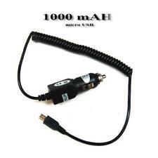 KFZ Ladekabel für Alcatel One Touch Smart 991D Micro USB Lader PKW LKW 1000mAH