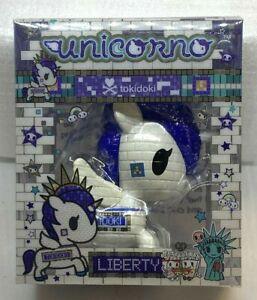 Tokidoki NYC Subway Tile Liberty Unicorno 2019 NYCC Vinyl Figure Limited Edition