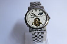 TITAN Automatic Front Back Skelton Sapphire Crystal in Mint Condition No.3365SCA