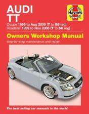 Manuales de reparación y servicios TT Audi
