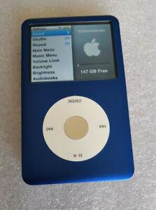 Apple iPod Classic 7th Generation (120GB/160GB/256GB/512GB/1TB)-180-day warranty