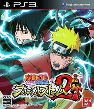 (Used) PS3 Naruto: Ultimate Ninja Storm 2  [Import Japan]((Free Shipping))