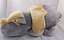 "Animal Alley Triceratops Dinosaur Pillow Plush 24"""