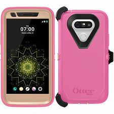 Plain Rigid Plastic Fitted Cases for LG Cell Phones