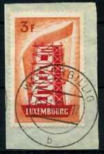 LUXEMBURG Nr 556 gestempelt Briefst³ck zentrisch X74B746