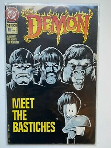 The Demon Meet the Bastiches