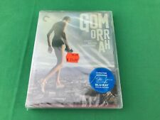 Gomorrah (Blu-ray Disc, 2009, Criterion Collection) NEW