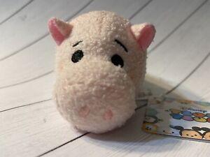 "Disney Store Tsum Stack Mini Plush 3.5"" Toy Story Hamm JAPAN Ver 💕 US SELLER"