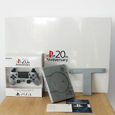 (NEW) Sony PlayStation 4 Special 20th Anniversary Edition Console + RARE EXTRAS!