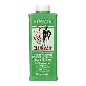 Clubman Pinaud Powder White 9 oz