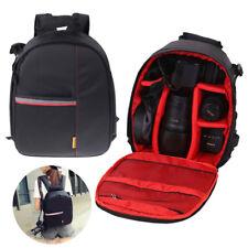 Kamera Rucksack Kamerarucksack Fotorucksack SLR DSLR Regenschutz Schulter Tasche