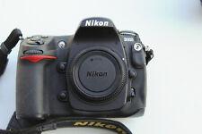 Nikon D300 12.3 MP Digital SLR Camera-batteries, charger, a/c adapter & CF cards