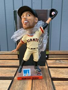 NEW IN BOX HUNTER PENCE Fence Catch Bobblehead San Francisco Giants SF 2015 SGA