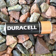 Fake AA Duracell Battery Geocache Container